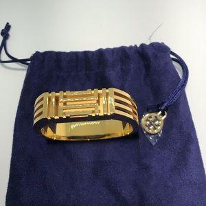 Tory Burch Gold Fit Bit Bracelet